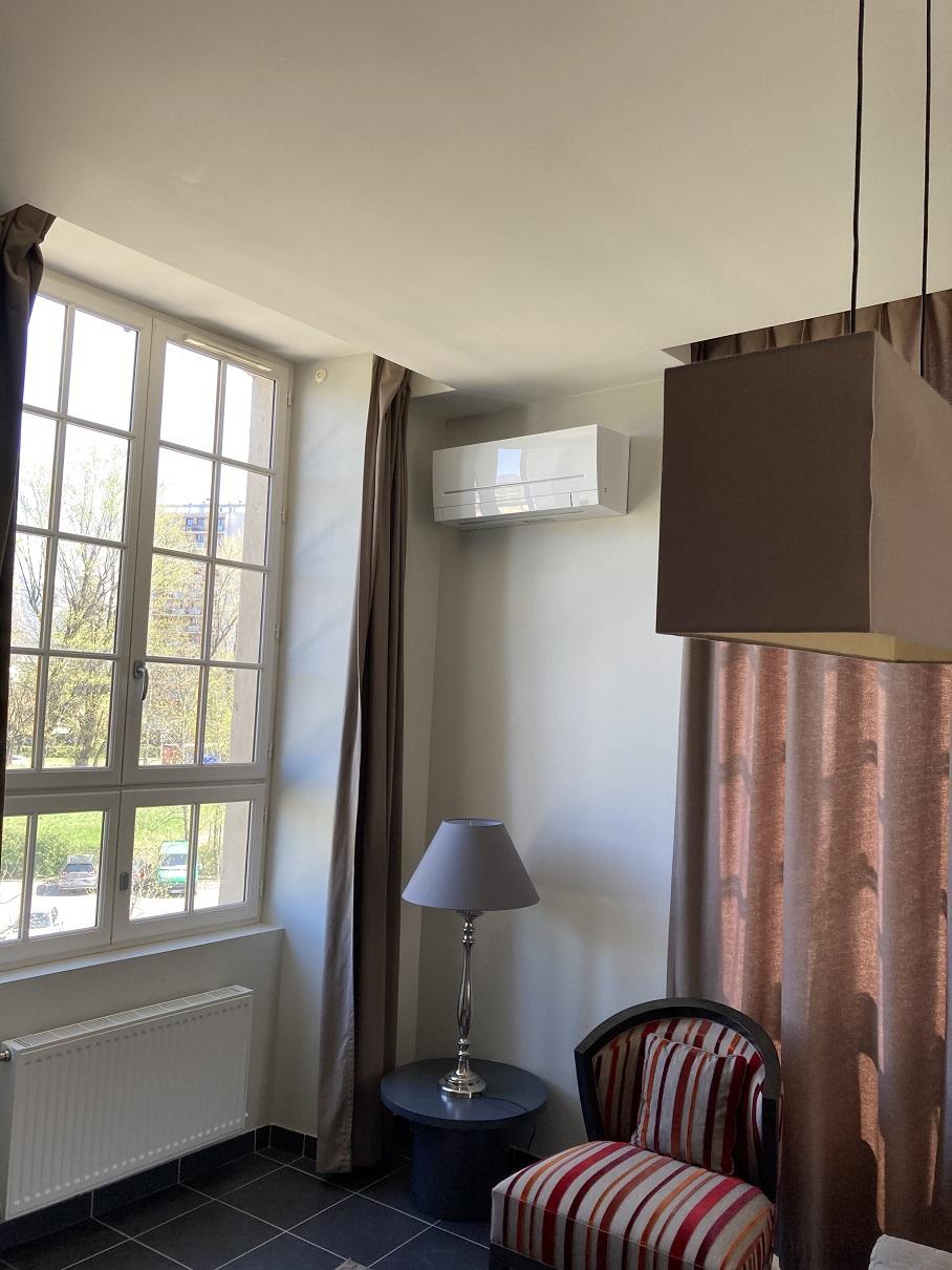 Appartements climatisés