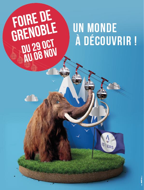 Foire de Grenoble 2021