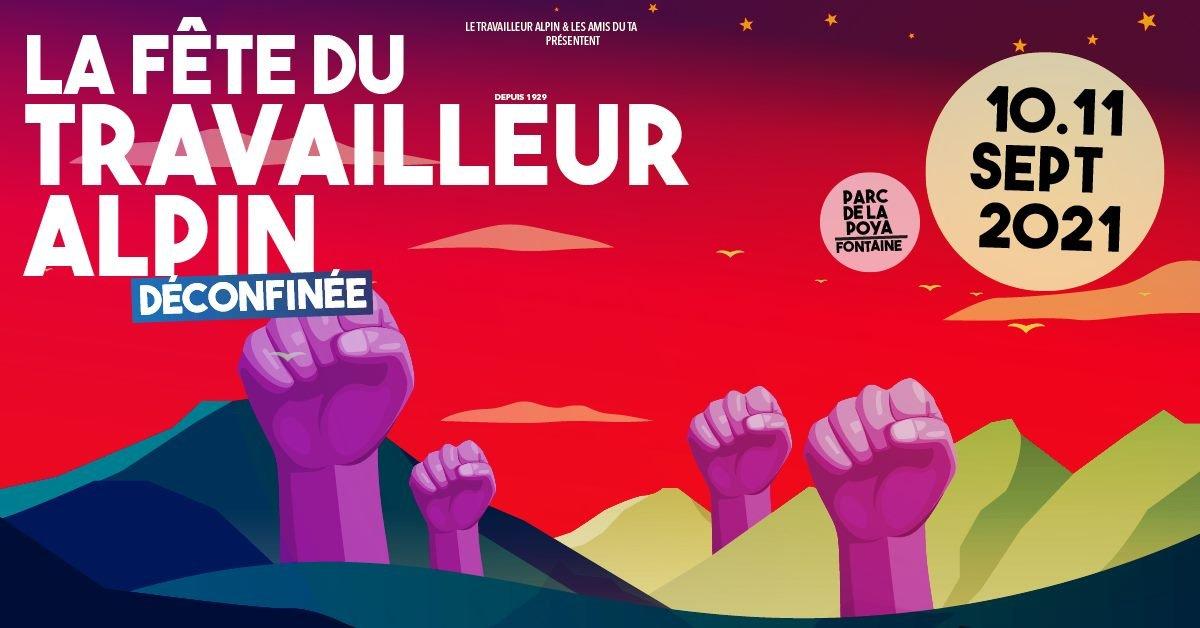 La Fête du Travailleur Alpin 2021