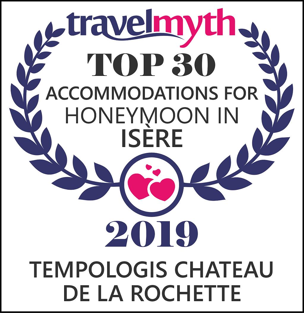 Top 30 des hébergements pour une lune de miel en Isère